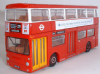 EFE 25708B Dual Door Daimler Fleetline DMS ' London Transport ' Route 239 Waterloo - PRE OWNED